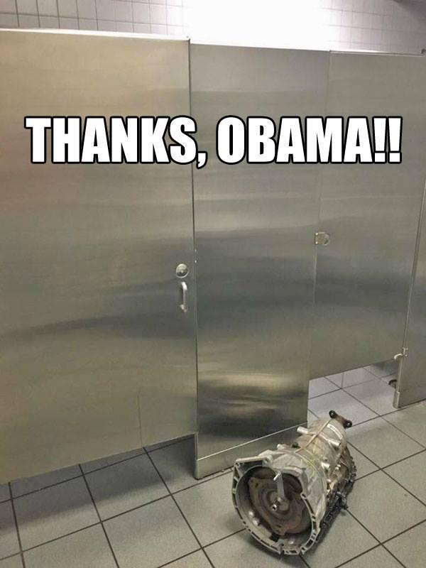 Thanks Obama