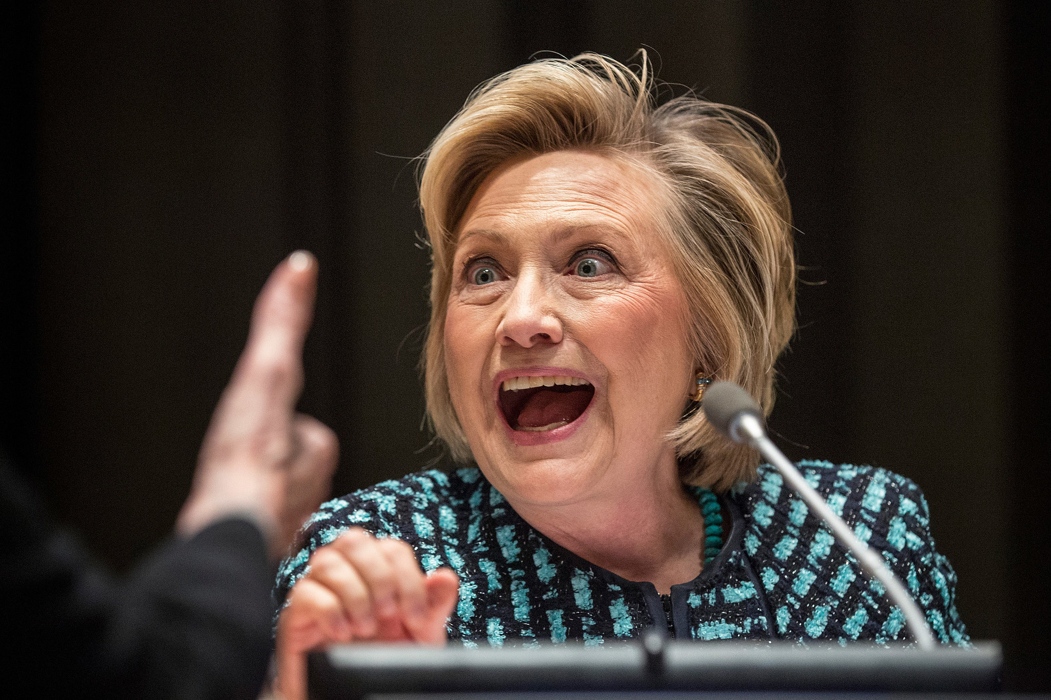 Hillary 2016 Nomination Acceptance Speech…now with 100% more snark